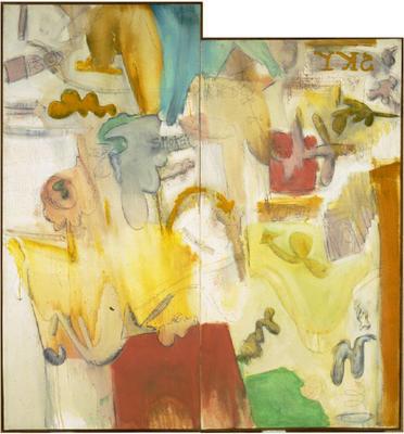Robert McLeod; Wet Dream above the Windy City; 1973; 1981/2/1