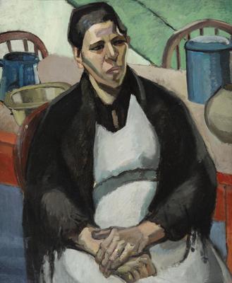A Cornish Woman of Spanish Descent