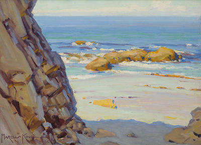 Summer Morning, Breaker Bay