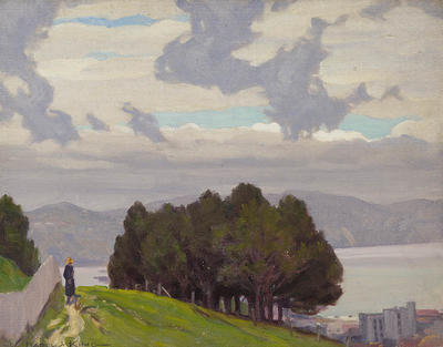 Marcus King; Wellington Morning; Circa 1910-1980; 1982/10/1