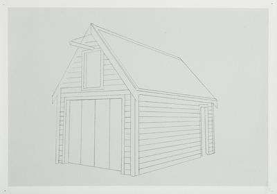 Adrian Jackman; Tylee Cottage Garage; 2012; 2017/12/4