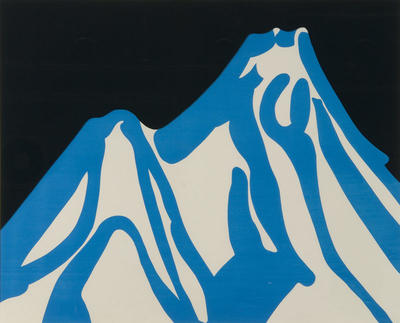 Michael Smither; Mount Egmont; 1960s; 1972/10/1
