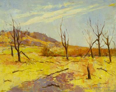 Deserted Land