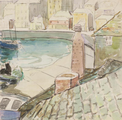 Quay Side, St. Ives