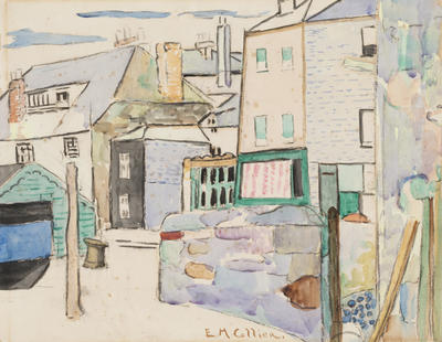On the Quay, St. Ives