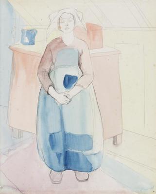 Cornish Woman