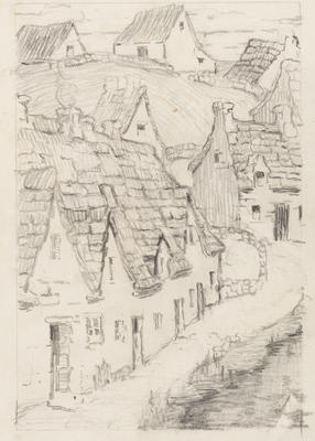 Study of Buildings, Bibury