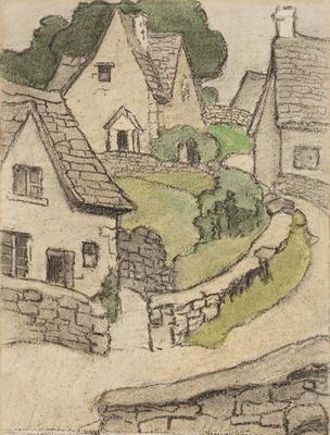 A Village, Bibury