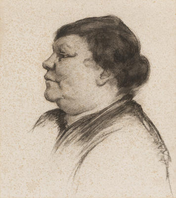 Profile of a Welsh Woman