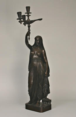 Esclave Indies (Female Bronze figure)