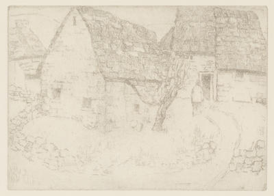 Edith Collier; Cottages; Circa 1913-1960; 4/6
