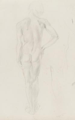 Standing figure study