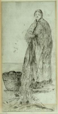 Cornish Fisherwoman
