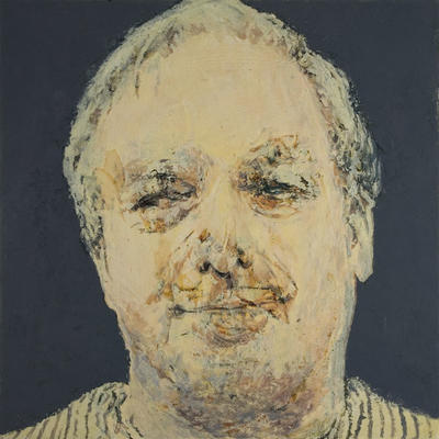 "John Beard; Portrait of Bill, from the ""Wanganui Heads"" series.; 1998-2000; 2000/12/1"