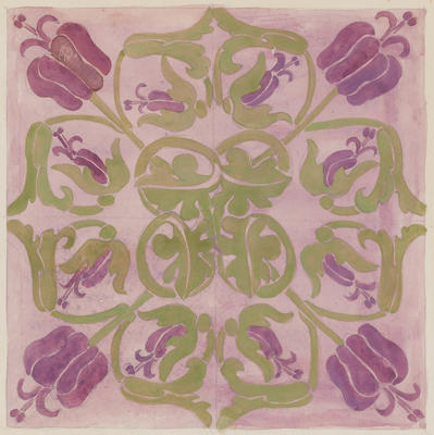 Untitled (floral design)