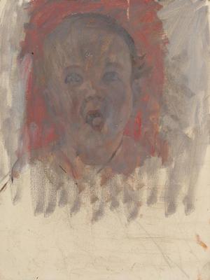 Untitled (child study)