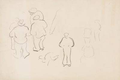 Untitled (Figures)