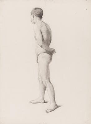 Untitled (Standing Male)