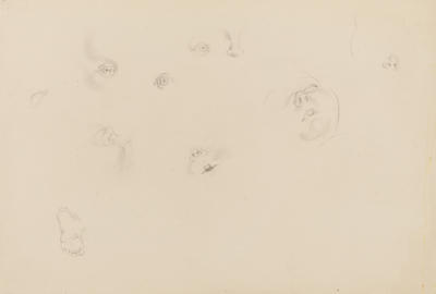 Untitled (Eyes and Noses)
