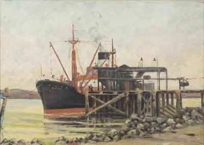 Rata Ship on the Whanganui River
