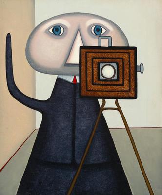 Michael Illingworth; Photographer. 1968; 1968; 1977/15/2