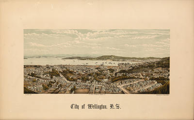 City of Wellington, N.Z. after: Wigglesworth & Binns (photo)