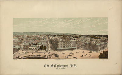 City of Christchurch, N.Z. after: E. Wheeler & Son (photo)