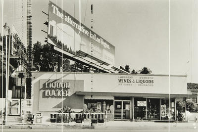 Sunset Strip (Liquor Locker)