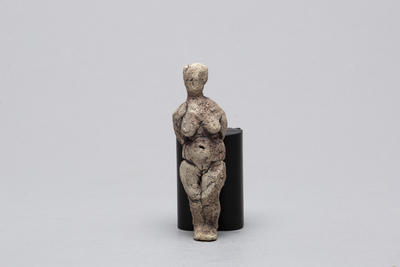 Female figure.