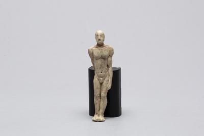 Male figure.