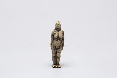 Female figure.