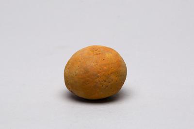 Glaze test 1 mandarin