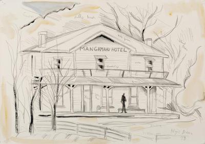 Mangamahu Hotel