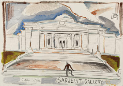 Sarjeant Gallery
