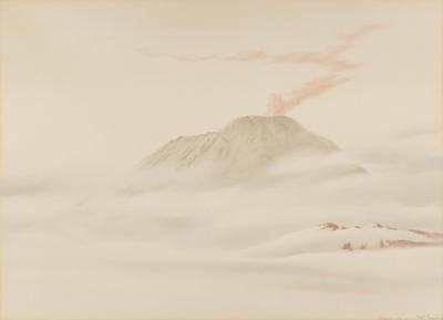 Mount Erebus April 28 1911