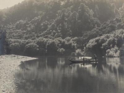 On the River (Wanganui River)