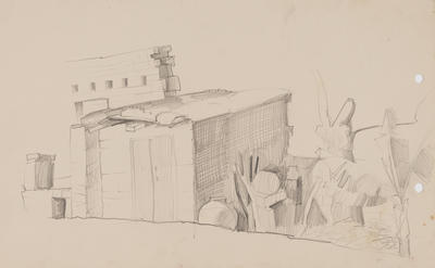 Untitled (Building study)