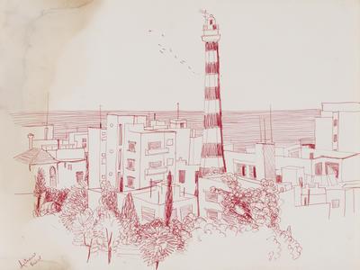 Untitled (Lighthouse)