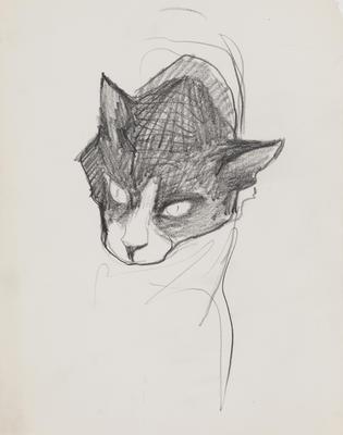 Untitled (Cat)
