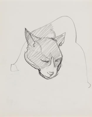 Untitled (Cat)