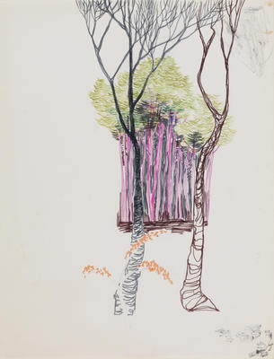 Untitled (Trees)