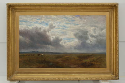 George Cole; Angry Clouds; Circa 1853-1893; 1915/3/1