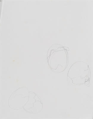 Joan Grehan; Untitled (Dibble, Dabble, and Some Doubles); Unknown; 2014/1/453