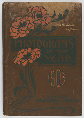 Book, Photograms of the Year 1903