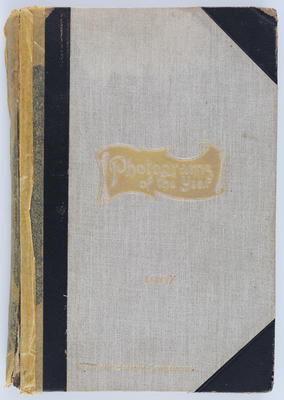 Book, Photograms of the Year 1907