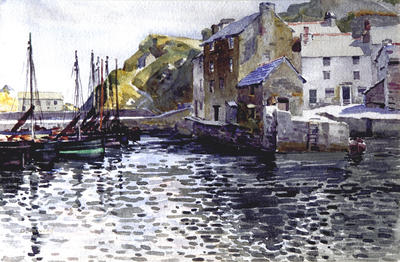 Untitled (Harbour Scene)
