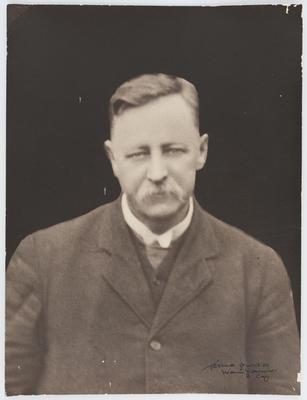 Tesla Studios; Portrait of Henry Collier.; A2015/1/41