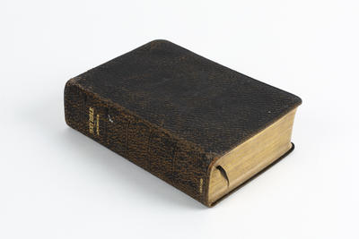 Dorothy Collier's bible