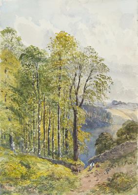 Lydia Larden; Amberley, Gloucestershire; Circa 1870s; 1922/2/10