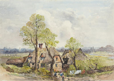 Ethel Birch; Near Oxford; Pre 1920s; 1922/2/12